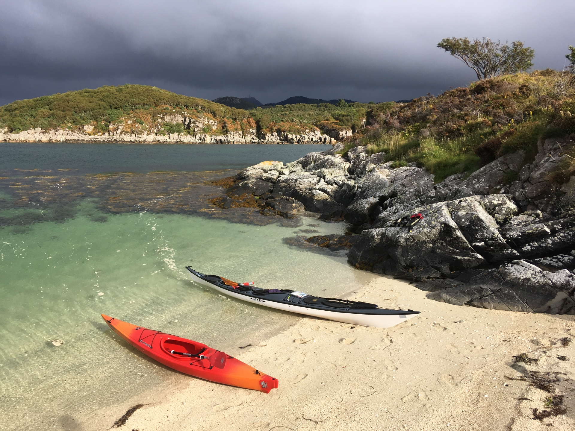 Drovers Day Trip - Sea Kayaking