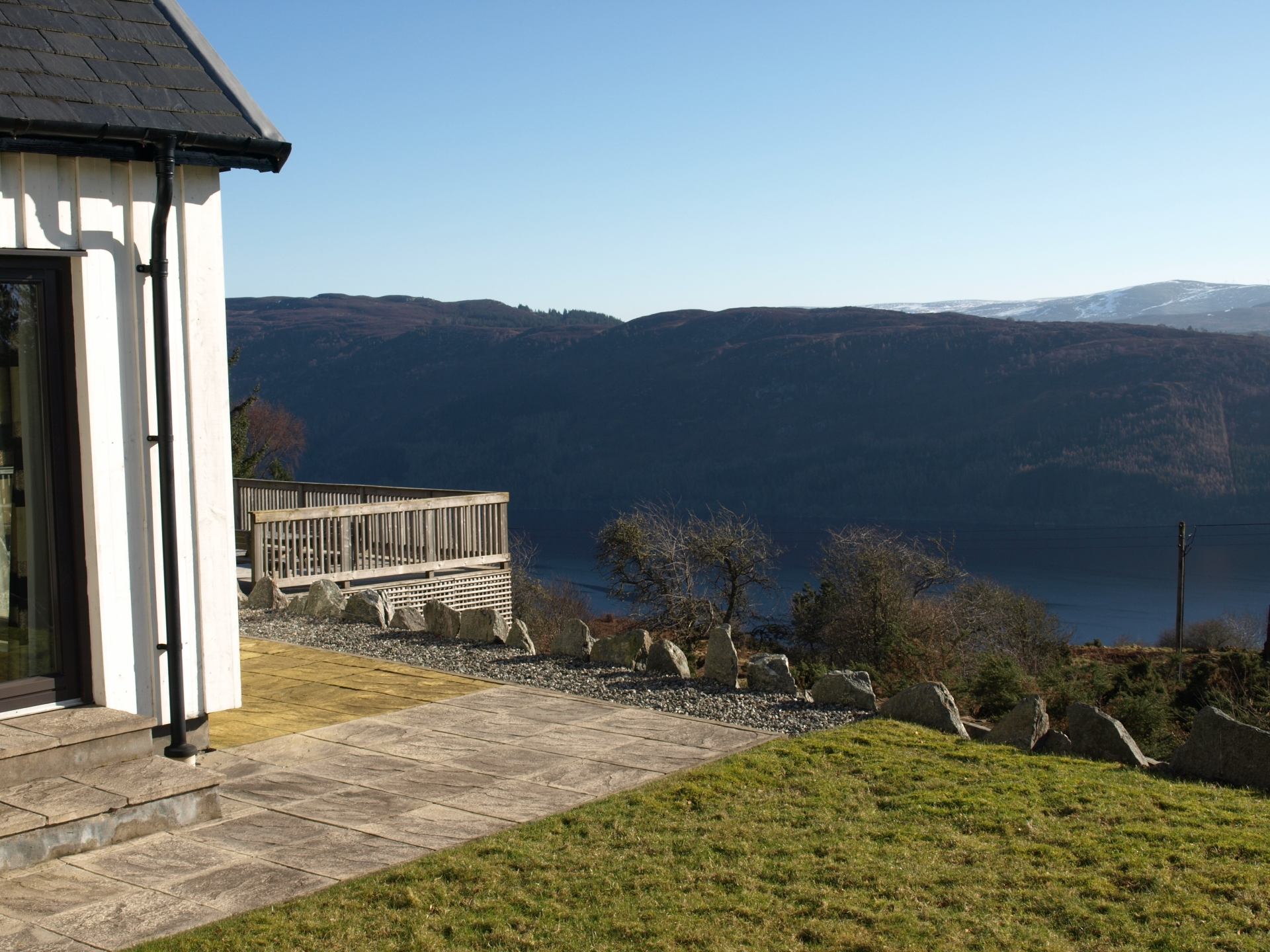 Drovers Lodge - Loch View