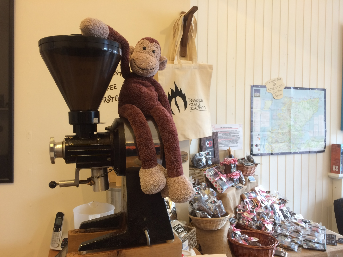 Inverness Coffee Roasting Co