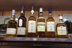Glen Ord Whisky Selection