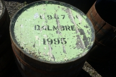 The Dalmore Barrel