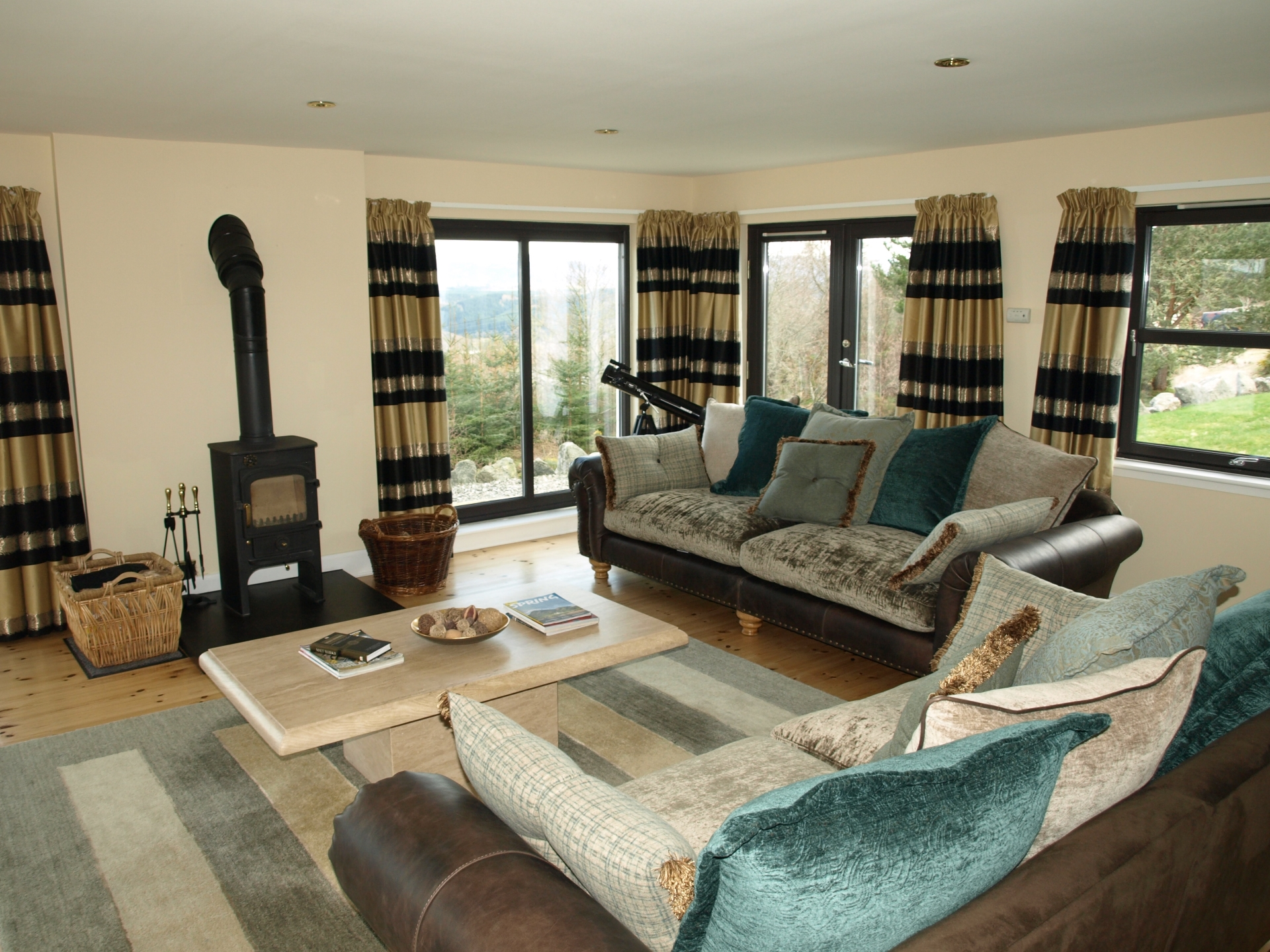 Drovers Lodge - Sitting Room
