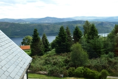 View from Affric Room