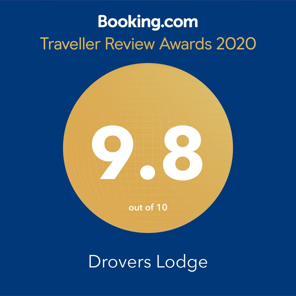 Drovers Lodge Award 2019-20